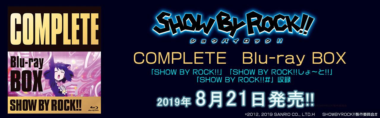 SHOWBYBlu-ray