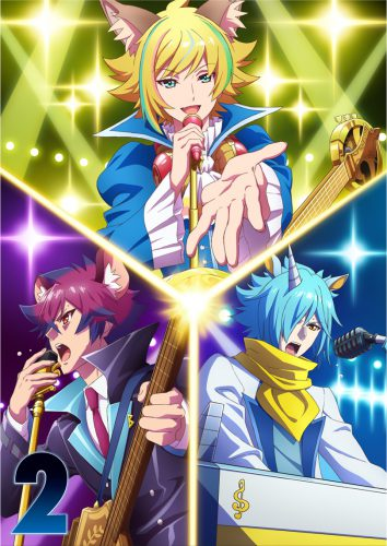 SHOW BY ROCK!!STARS!! 第2巻